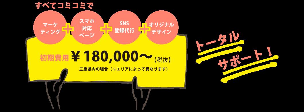 ★初期費用_PC